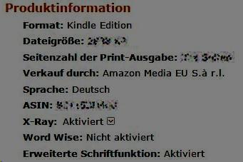 Amazon KFX-Format